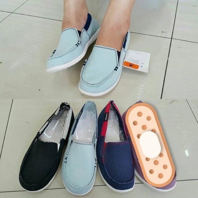 Sepatu crocs melbourne women wanita  de6a9b5596