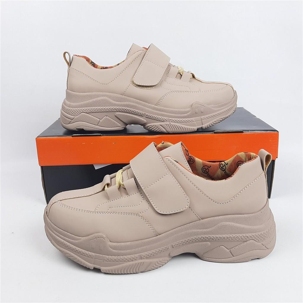 Sepatu Sneakers Wanita Donatello Dd 306102 Shopee Indonesia