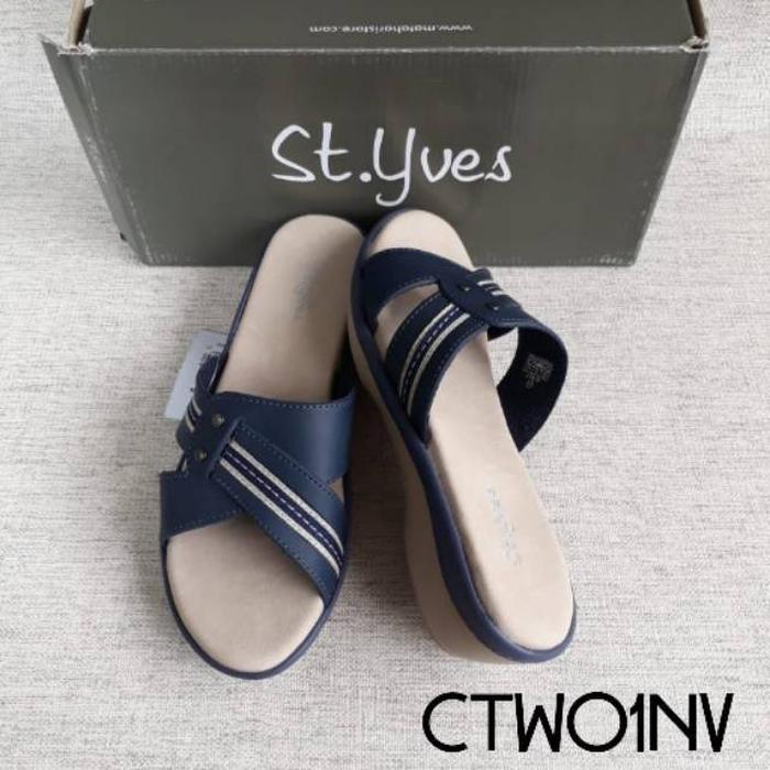 0c2ea50eeba5 sandal slide - Temukan Harga dan Penawaran Sepatu Flat Online Terbaik -  Sepatu Wanita April 2019