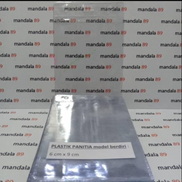 PLASTIK PANITIA 6x9 CM // PLASTIK ID CARD