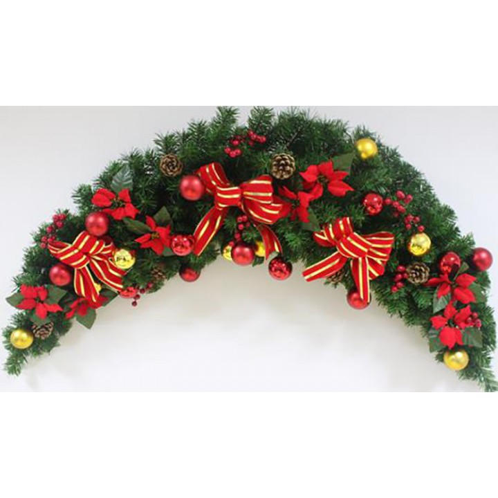Gantungan Garland Natal Hiasan Natal Dekorasi Natal Hiasan Dinding Natal Khusus Gojek