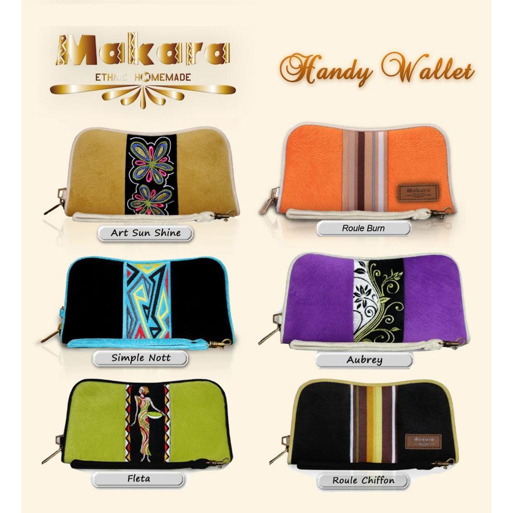 Dompet Tangan Hand Wallet Stylish Makara Etnik Homemade  b704874b25
