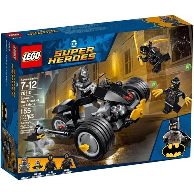 Lego 76095 Super Heroes Black Manta Strike Shopee Indonesia