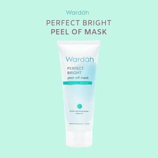 Wardah Perfect Bright Peel-Off Mask 60ml thumbnail