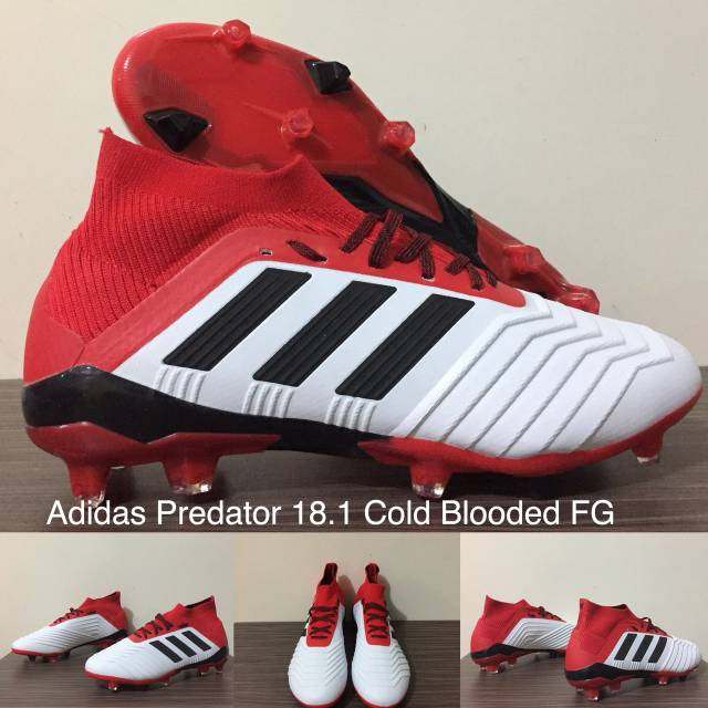 sports shoes dc1fa 090e9 SEPATU BOLA ANAK ADIDAS PREDATOR 18.3 JR FG ORIGINAL DB2317 NEW 2018   Shopee Indonesia