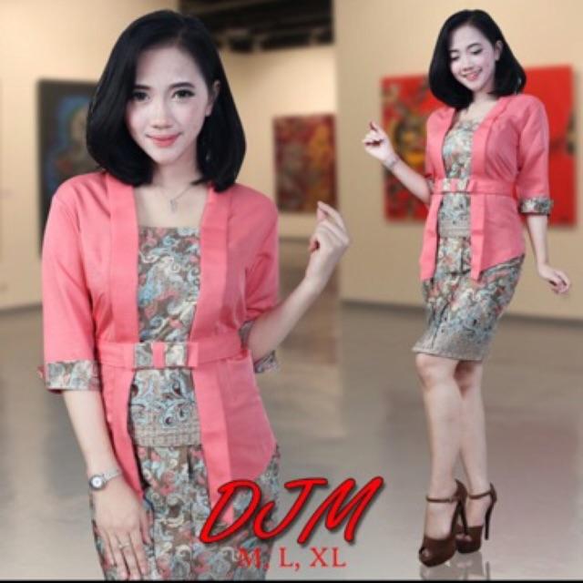 Baju Setelan Arimbi Murah Kebaya Batik Encim Kebaya Batik Fahsion