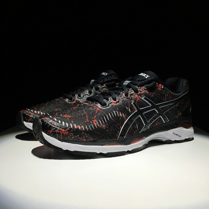 sepatu asics GEL-KAYANO 23 pria buffer sneakers casual olahraga running  sepatu  f6e9ff2b02