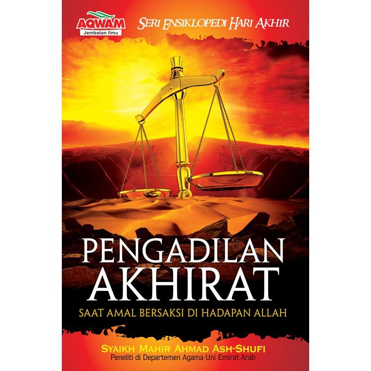 Buku Akidah Pengadilan Akhirat