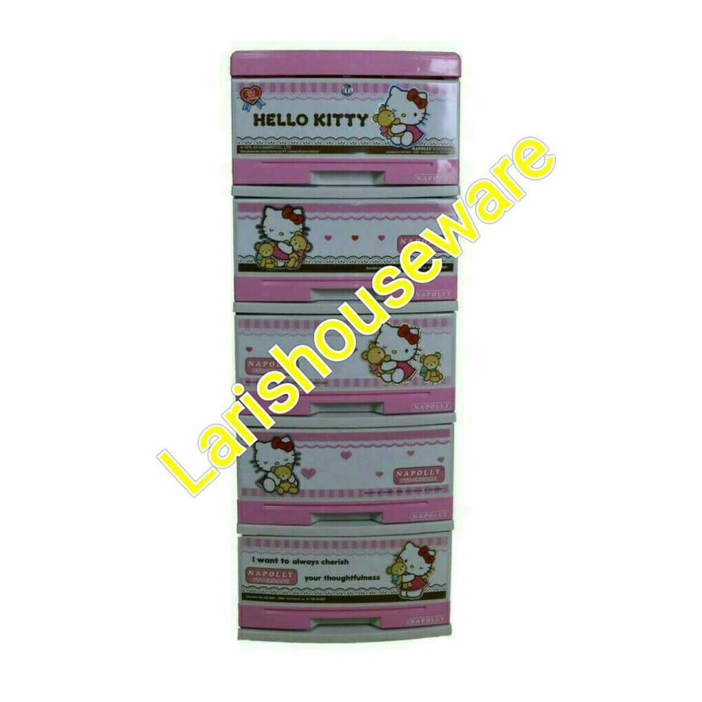 Desain Lemari Hello Kitty Bentuk Pakaian T Fcenter Wd Hk 1802 Sh Jawa Tengah Dapatkan Harga Plastik Tempat Penyimpanan Laci Diskon Shopee Indonesia