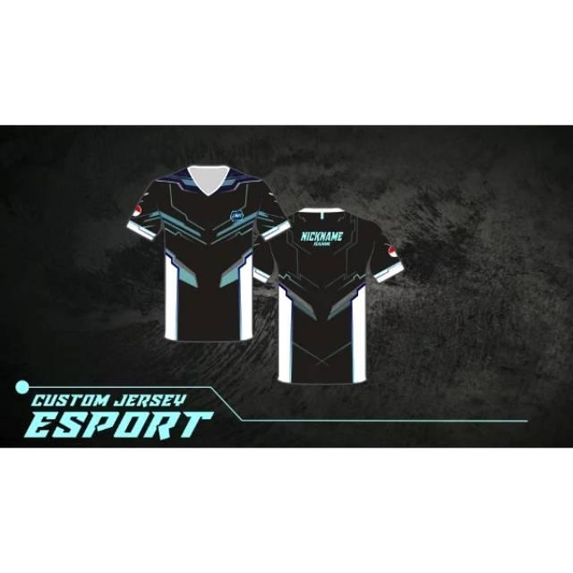 Mentahan Desain Baju Esport - MOCKUP FRESH