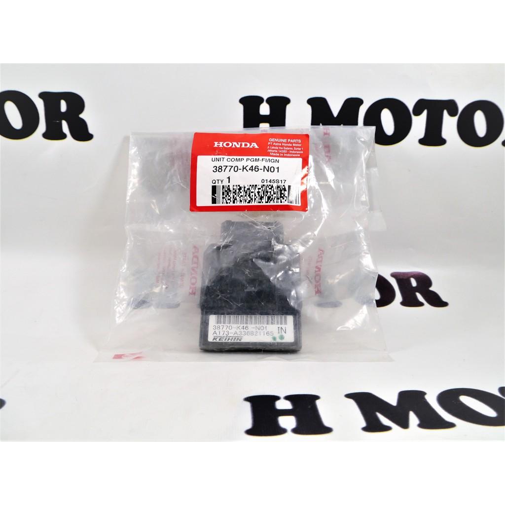 Ecu Ecm Pgm Fi Unit Cdi Supra X 125 Helm In Ori Ahm 38770kyz711 Kunci Kontak Key Set Vario 3501akzrb11 Shopee Indonesia