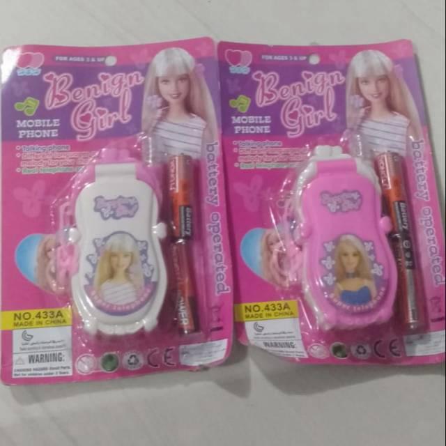 Mainan Hp Barbie Buka Tutup Shopee Indonesia