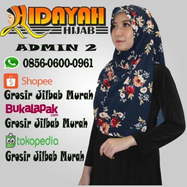 Jilbab Grosir Murah Jiemmy Shopee Indonesia