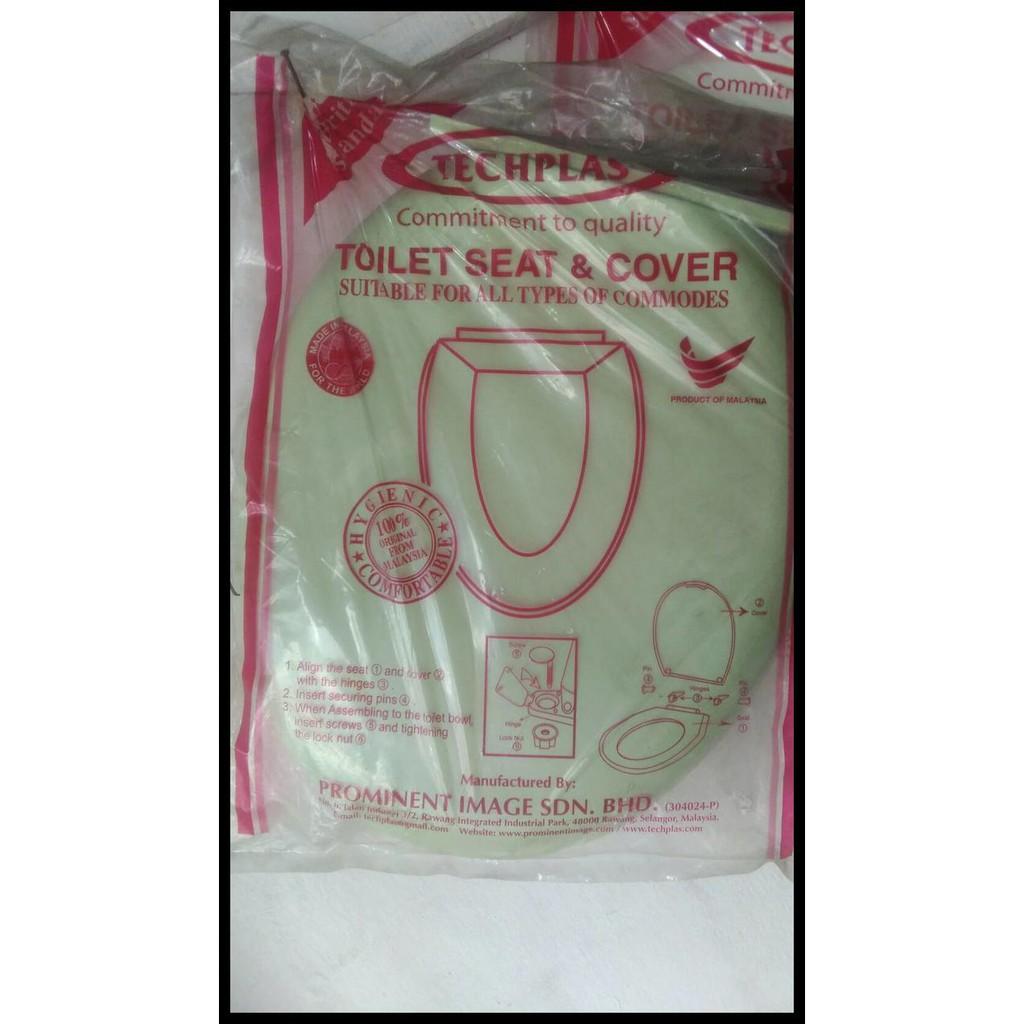 Best Seller Tutup Kloset Duduk Cover Toilet Shopee Indonesia American Standard Seat Mtc 0612 Pp White Scv080610 P