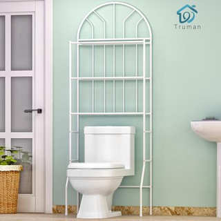 Penjualan Spesial 3 Shelf Over The Toilet Bathroom Space Saver
