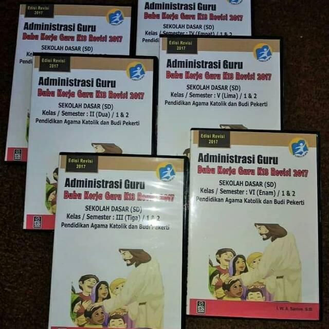 Cd Rpp Sd Pendidikan Agama Katolik Dan Budi Pekerti Kelas I Vi Kurikulum 13 Revisi Terbaru Abad 21 Shopee Indonesia