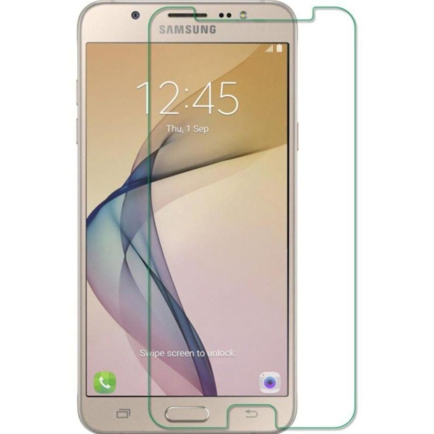 Tempered Glass Samsung J7 Prime Anti Gores Kaca Screen Guard Protector | Shopee Indonesia