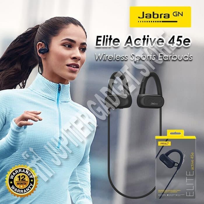 Jabra Elite Active 45e Wireless Sports Earbuds - Original