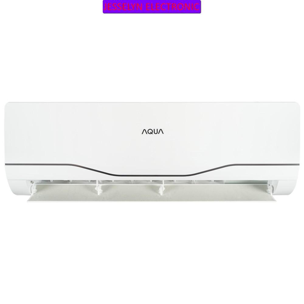 AC AQUA 1/2 PK AQA-KCR5ANE / ANR LOW WATT R32 Garansi Resmi UNIT SAJA MURAH