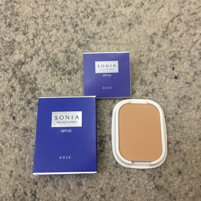 Way Foundation Refill 06 Honey Beige; Page - 2. revlon new complexion makeup 9500 ideas. Source · KOSE Sonia Two Way Foundation Refill .
