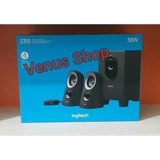 Unik Logitech Speaker Z313 2 1 Speaker Z 313 Bergaransi Murah