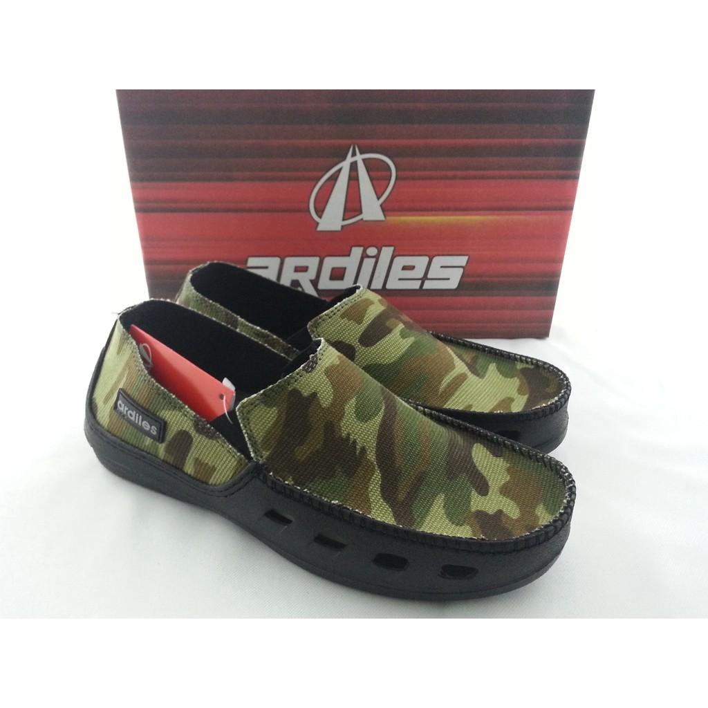 Ardiles Men Kaulun Sepatu Slip On Coklat Shopee Indonesia Money Vesto 43