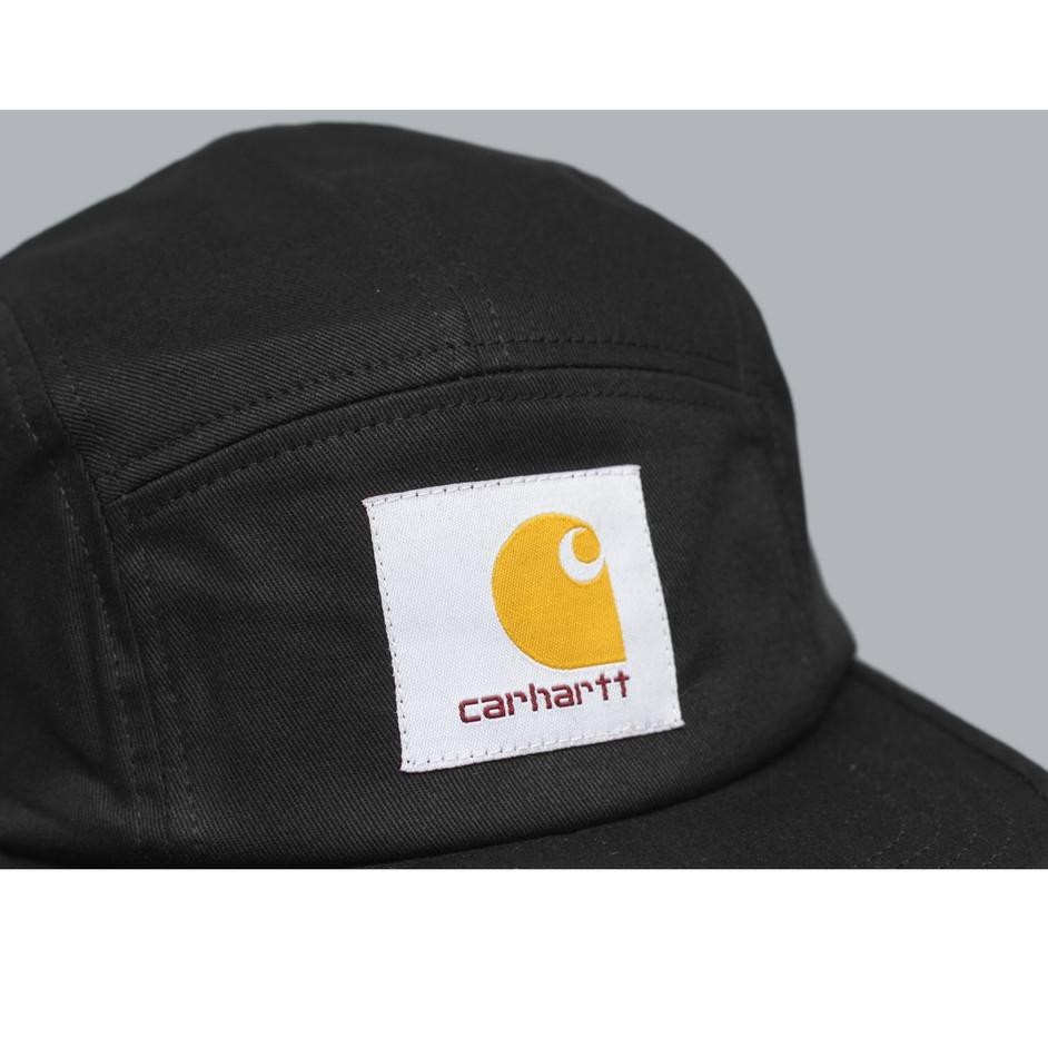 - MG Topi 5 Panel Carhartt WIP Backley Full Tag Import Quality ー