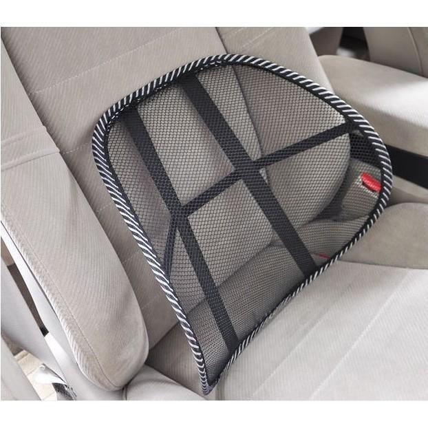 chair cushion bantal sandaran kursi mobil rumah kantor polos