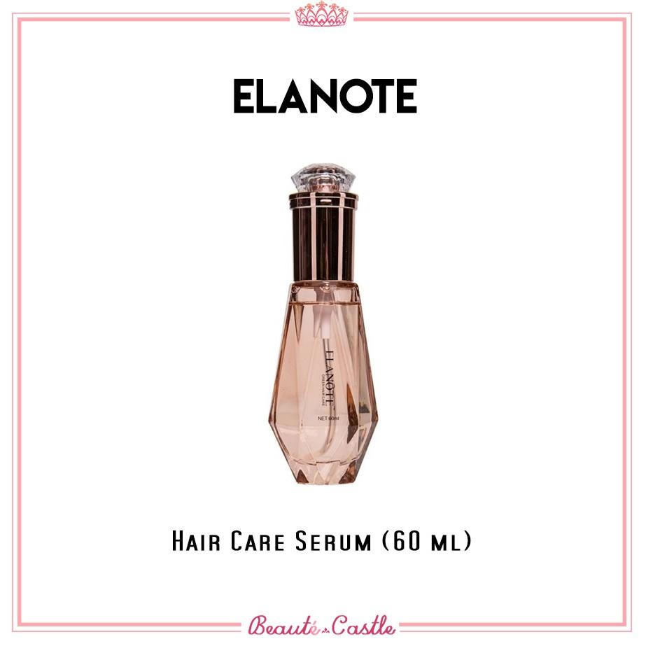 Elanote Hair Care Serum Hair Treatment 60 Ml Shopee Indonesia