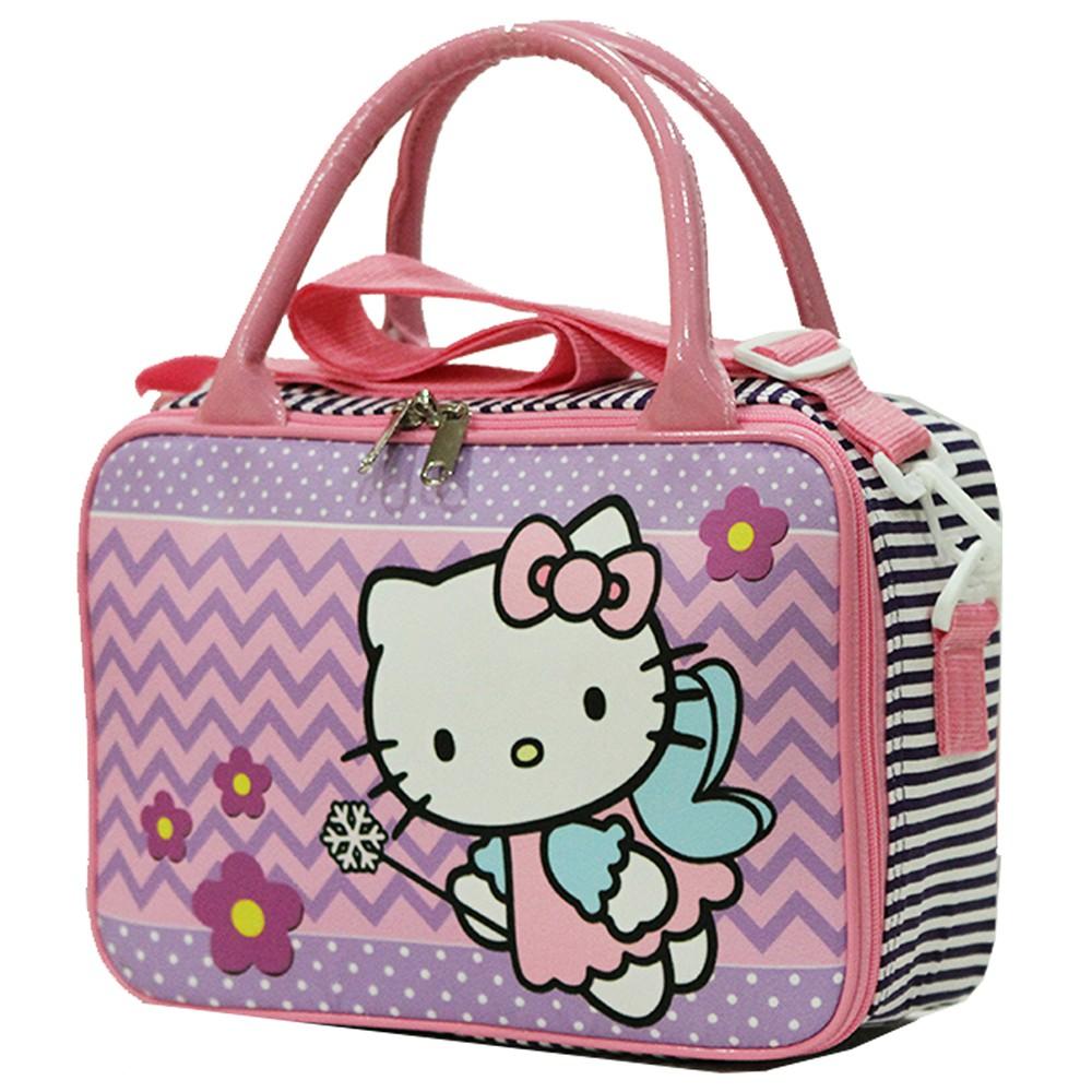 HARGA TERMURAH KUALITAS TERBAIK Travel Bag Karakter Minnie & Mickey Bahan Kanvas - Black | Shopee Indonesia