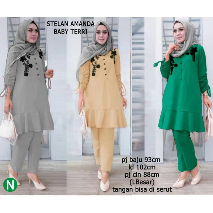 setelan muslim - Temukan Harga dan Penawaran Dress Muslim Online Terbaik -  Fashion Muslim Januari 2019  849b826611