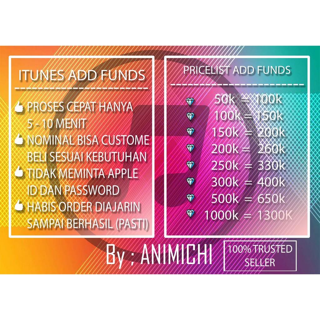 Apple Itunes Gift Card Igc Indonesia 150000 Daftar Harga 300ribu