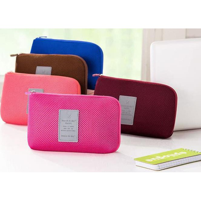 Pouch Organizer / Dompet bag in bag korean style / Dompet HP OR 81-01