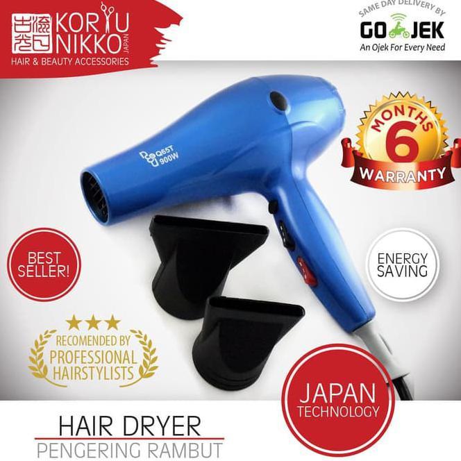 Cuci Gudang Hair Dryer Koryu Nikko Kualitas Bagus Salon Pengering Rambut by  Japan  6cf8580f2b