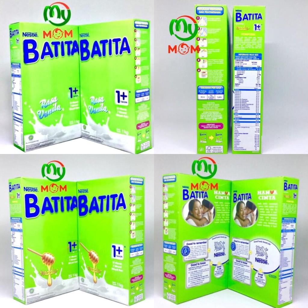 Up To 34 Discount From Mymom Beberosie Dancow Batita 1 Vanila Madu 1000 Gr