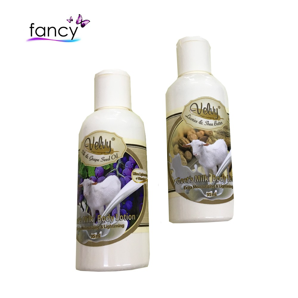 Velvy Goats Milk Shower Cream Refill 800ml Shopee Indonesia Leivy Reffil 900 Ml