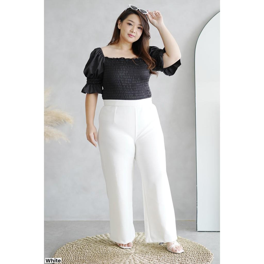 [Allsize/L/XL] PREMIUM HighWaist HW Culottes Pants Celana