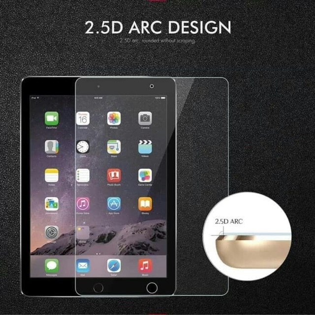 """3X HD Clear//Matte Screen Protector Film For iPad 2 3 4 5 6th Gen 9.7/"""" 2018//2017"""
