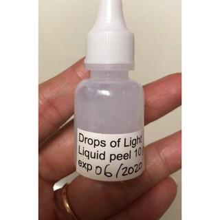Baru Dan Original The Body Shop Drops Of Youth Drops Of Light Liquid Peel 145ml Shopee Indonesia