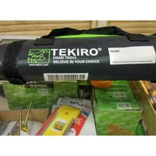 Perbandingan harga Terlengkap!! Tekiro Kunci Ring Pas 8-24 Mm 11 Pcs / Kunci Ring Pas Set Tekiro lowest price - only Rp212.176