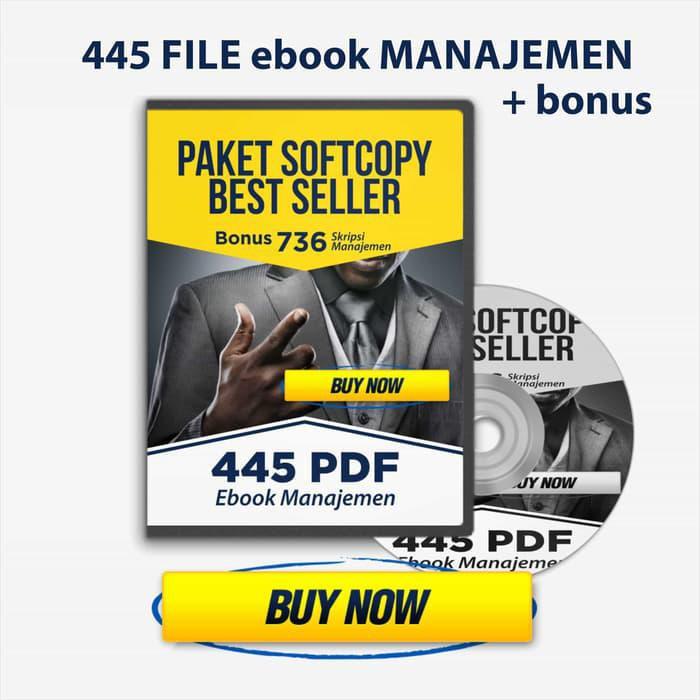 Must Have Paket 445 Ebook Manajemen Pemasaran Sdm Keuangan