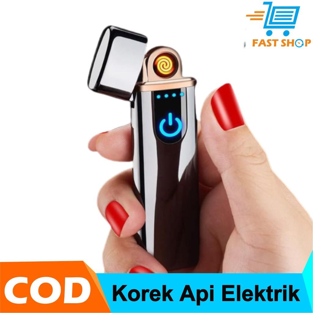 Korek Api Elektrik Fingerprint Sensor Sidik Jari Dapat Di ...