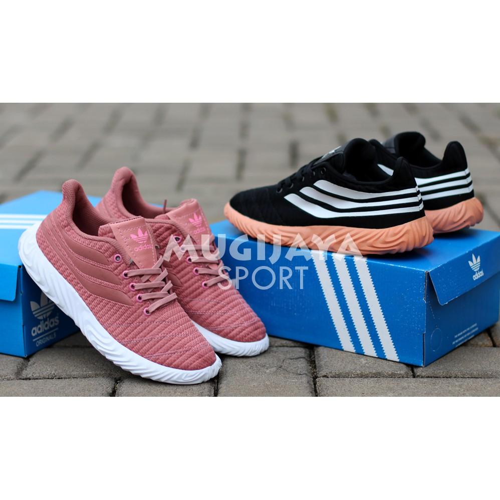 d7439c45d434a Adidas NMD R1 Mesh White Pink Sepatu Jalan Wanita Sneakers Olahraga PREMIUM