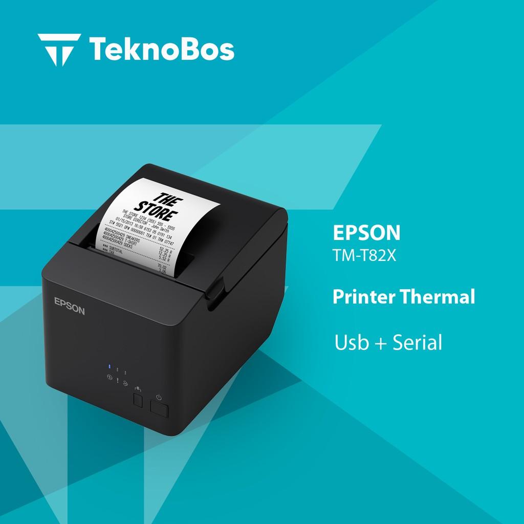 Epson Printer Tm T82 Ii Usb Serial Tm T82 Ii 362 Shopee Indonesia