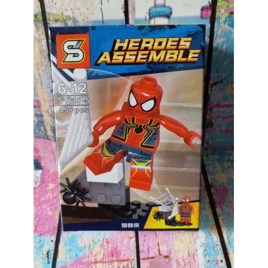Lego Spiderman Temukan Harga Dan Penawaran Model Kit Online