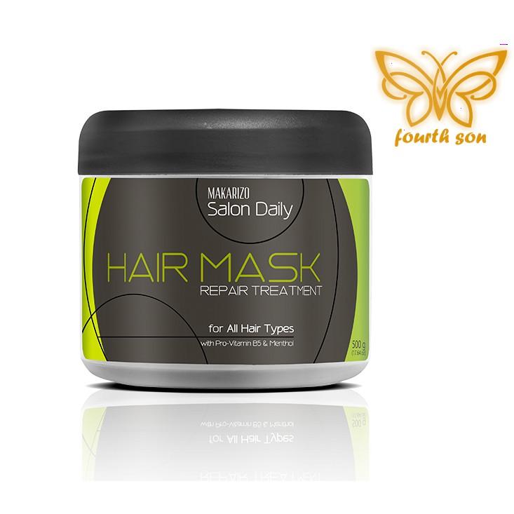 MAKARIZO Mk3 Refresh Rebonding Hair Repair 80gr Masker Rambut Kering | Shopee Indonesia