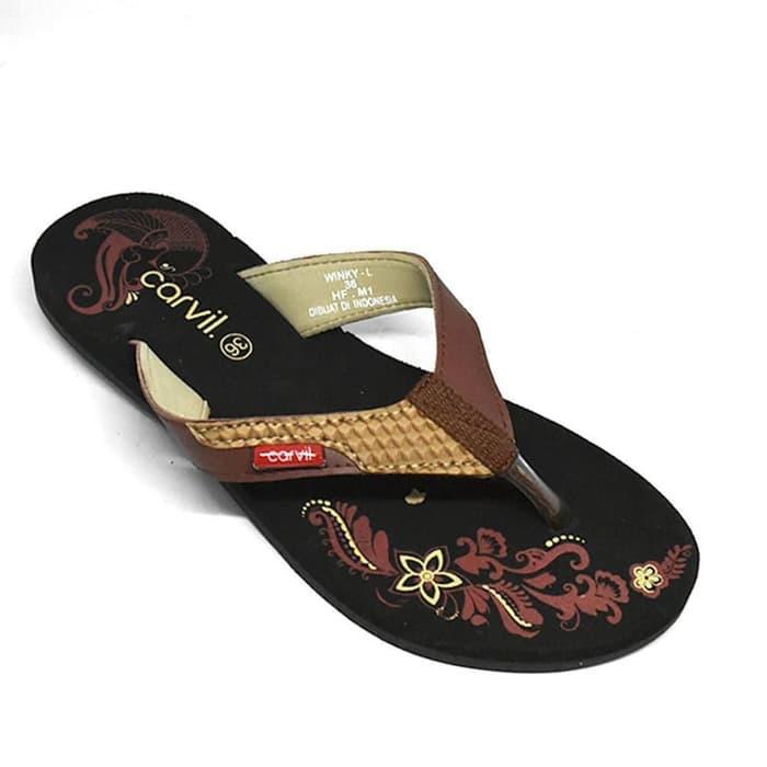 sandal spon - Temukan Harga dan Penawaran Wedges Online Terbaik - Sepatu Wanita Juni 2019   Shopee Indonesia