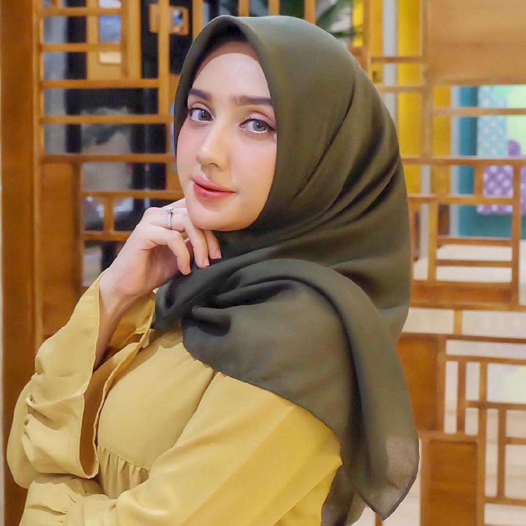 Jilbab Segiempat Voal Premium Bukan Umama Shopee Indonesia