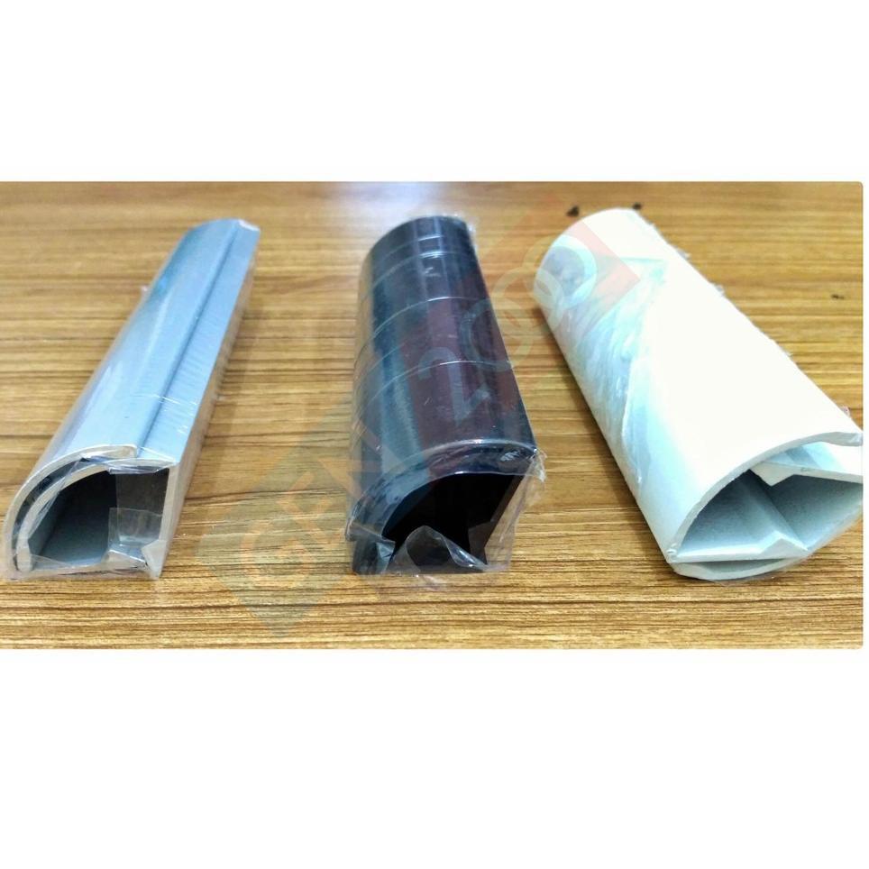 Kode 0534 Handel Pintu Geser Sleding Model Bambu Aluminium