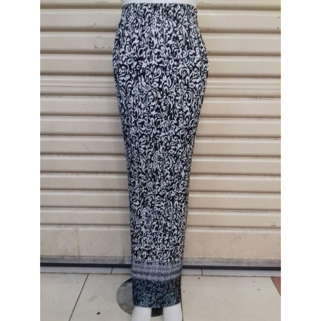 Rok Plisket Panjang Antonella Maxi Jumbo New Collection Murah Jeans 7 8 Drakblue Jsk5012 Allsize Shopee Indonesia